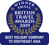 British Travel Awards 2019 - Best Holiday Company to Southeast Asia