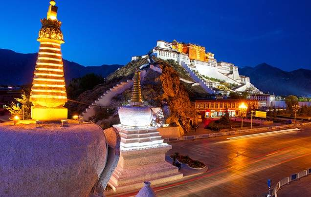 DAY 12: POTALA PALACE