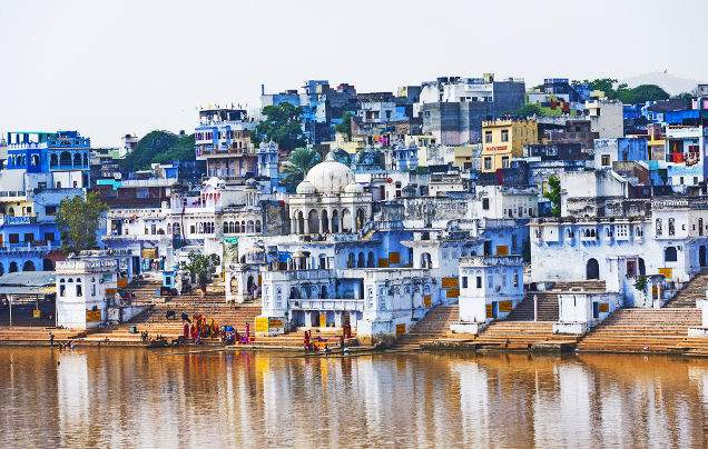 Day 10: Travel to Pushkar