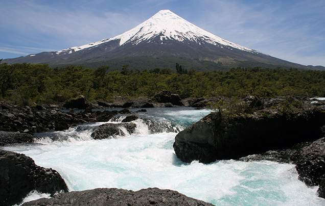DAY 8: VOLCAN OSORNO