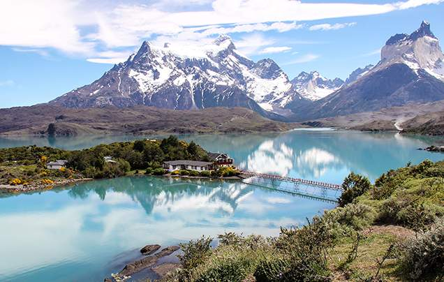 DAY 11: TORRES DEL PAINE NATIONAL PARK