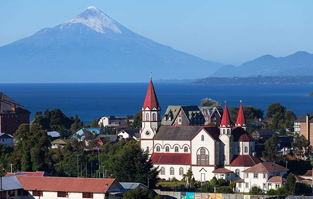 DAY 7: TRAVEL TO PUERTO VARAS