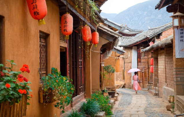 DAY 14: EXPLORE LIJIANG