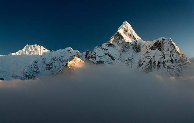 DAY 16: EVEREST SUNRISE
