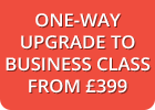 Business Class Upgrade on SE Asia from £399